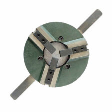 8 Inch 3 Jaw Reversible Self-centering Welding Table Chuck 200mm