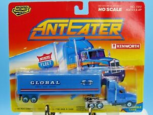 ROAD CHAMPS VHTF ANTEATER SERIES KENWORTH GLOBAL MOVERS TRUCK