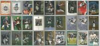 Chicago Bears 27 card 1989-2008 insert lot-all different