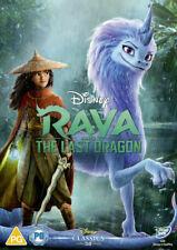 Disney Raya and the Last Dragon DVD Region 0 M FACT