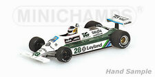 Minichamps -  WILLIAMS FORD FW07B - CARLOS REUTEMANN - 1980 F1 1/18