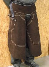 Premium Schmiedeschürze - Lederschürze für den Hufbeschlag - echt Leder