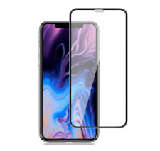 CURVED 3D FULL SCREEN TEMPERED GLASS PROTECTOR For iPhone Xr