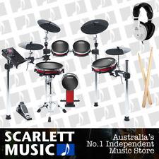 Alesis Crimson II ( 2 ) Drum Kit  Mesh Heads Drumkit w/ FREE Headphones + Sticks
