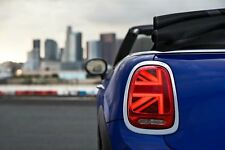 BMW-MINI OEM UK Union Jack LED Taillights Set MINI Cooper S JCW One F55 F56 F57