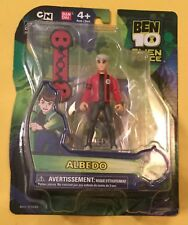BEN 10 ALBEDO Alien Force Collection Action Figure Tennyson 2010 Bandai MOC RARE