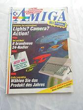 Amiga 9/92 Das Computer-Magazin Zeitschrift Sammler A500 A600 A1000 A1200 A4000
