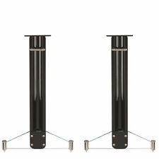 Q Acoustics Concept 20 Speaker Stand Pair (Gloss Black)