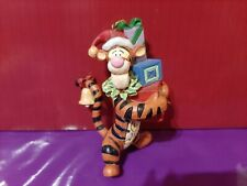 Disney Traditions Christmas Tree Decoration Tigger Figurine BNIB