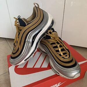 Baskets dorés Nike pour femme   eBay