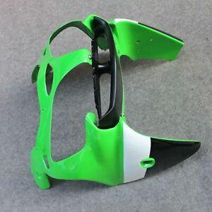 Fit For 2002-2003 Kawasaki Ninja ZX-9R Headlight Front Upper Fairing Cowl Nose