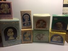 Precious Moments Members Only Lot Of 8.