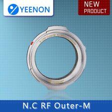 YEENON Nikon RF (Contax RF) outer to M Adapter