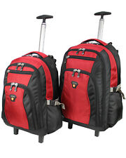 Ariana Wheeled Backpack Rucksack Trolley Cabin Travel Camping Bag -AR8571