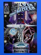SILVER SURFER DANGEROUS ARTIFACTS #1 ONE SHOT Thanos Galactus VF/NM 9.0