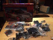 1 Set MEGA BLOKS NEED FOR SPEED BUILDING SET PORSCHE 911 GT3 RS Never Assembled