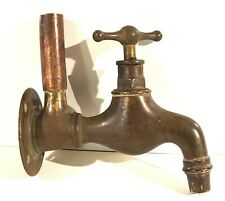 french antique copper TAP IDEAL BELFAST SINK  REFURBISHED farmhouse