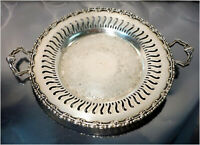 VTG Eagle WM ROGERS Star 6963 Silver Plated Trinket or Candy Dish