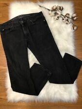 Vans Jeans Black Mens 34x32 Straight Leg Casual Skate Denim