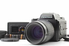 [Top Mint] Pentax 645 Medium Format Camera Body + Lens SMC A 120mm f4 from JAPAN