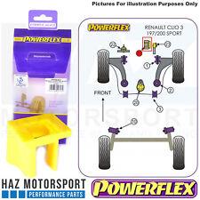 Powerflex Upper engine mount Insert pour Renault Clio Mk3 Sport Inc 197/200