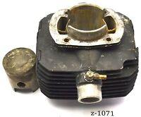 Cagiva Typ 7H SX SXT 250 Bj. 1983 - Zylinder und Kolben