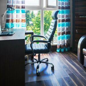 Ultimat® Polycarbonate Rectangular Chair Mat for Hard Floors