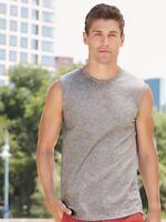 Gildan - Ultra Cotton Sleeveless T-Shirt - 2700