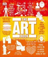 The Art Book: Big Ideas Simply Explained DK VeryGood