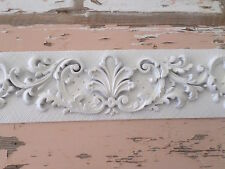 SHABBY n CHIC LARGE ARCHITECTURAL MOULDINGS ONLAYS  FLEXIBLE  PAINTABLE