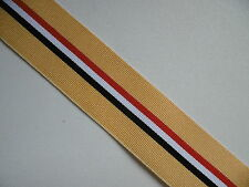 Iraq Medal 2004 Ribbon Full Size 32cm long