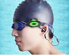 Waterproof Sport MP3 Player with Built-In Support Clip - IPX