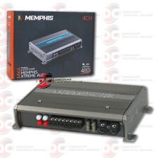 MEMPHIS CAR BOAT MARINE AUDIO POWERSPORTS MXA 4-CHANNEL AMP AMPLIFIER