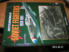 Enciclopedia of Soviet Fighters 1939/1951 Herbert Leonard IN INGLESE