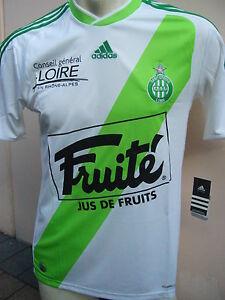 Fußball | Frankreich Saint Etienne Away Auswärts Trikot | Größe S | NEU & OVP