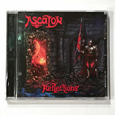 ASCALON - REFLECTIONS +3, CD NO REMORSE RECORDS 2017 UK HEAVY METAL NEW SEALED