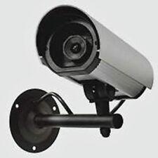 Dummy Kamera Überwachtungskamera Attrappe LED NEU