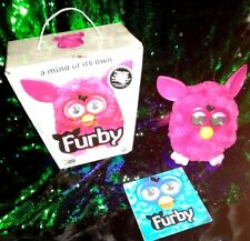 FURBY 2012 - Pink With Box and Instructions Tested