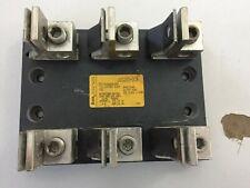 BUSS J60200-3CR FUSE HOLDER BLOCK