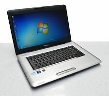 Toshiba Dual Core Laptop 4GB ram 15.6 sceen 320GB Webcam Windows 7