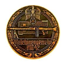Exonumia Medal 1939-1945 / Germany / Third Reich / Ww 2 / Copper Memory Token