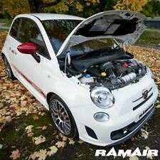 Filtro Aire Ramair Inducción Admisión Kit-Abarth Fiat 500 1.4T & ESSEESSE 595