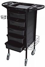 New 5Tier Salon Spa Hairdresser Trolley Beauty Equipment Storage Free Shipping