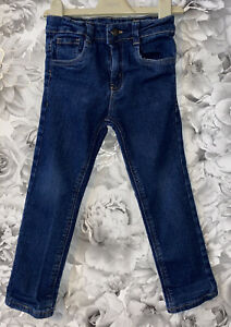 Boys Age 5 (4-5 Years) DKNY Blue Slim Fit Jeans
