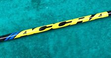Taylormade driver shaft Accra FX 40  M4 stiff incl adapter