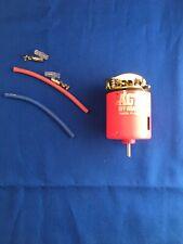 Tamiya Vintage Acto Power Pink Motor 53122 Rc Car Spares Working Vgc Little Used
