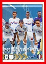 FIFA 365 2015-16 PANINI 2016 -Figurina Stiker- n. 418 - MARSEILLE -New