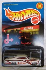 HOT WHEELS JIFFY LUBE '65 IMPALA - SPECIAL EDITION  - PROMOTION - COLLECTIBLE