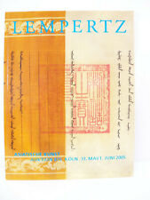 LEMPERTZ Asiatische Kunst Asian Art 2005 Auction Catalog Chinese Antiques