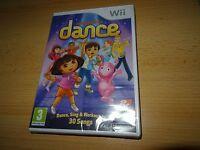 Nickelodeon Baile Nintendo Wii Nuevo Precintado Pal